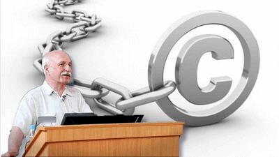 МИХАИЛ ВЕЛИЧКО: «О вреде авторских прав в развитии общества.»